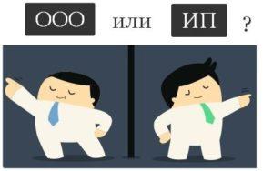 Изображение - Основные отличия ип от ооо как формы бизнеса, их плюсы и минусы 0_1-300x188